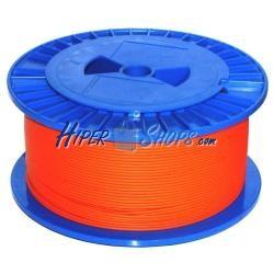 Bobina de fibra óptica 50/125 multimodo 2.0 mm simplex de 500 m
