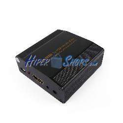 Conversor HDMI a VGA con AV analógico