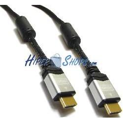 Super cable HDMI 1.4 de tipo HDMI-A macho a HDMI-A macho de 5 m