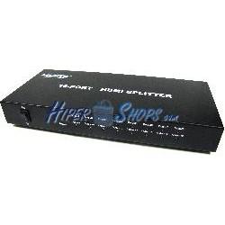 Multiplicador vídeo HDMI de 16 puertos