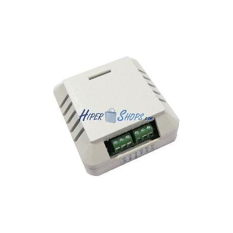 Detector cableado de fuga de agua