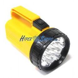 Linterna de 13 LED de alto brillo con asa