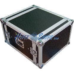 Flight Case Shock-Proof 19 06U F700 RackMatic