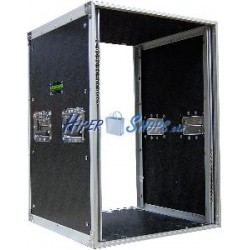 Flight Case Desmontable PRO 19 16U F520 RackMatic