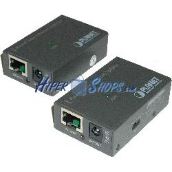 Power Over Ethernet Kit (PoE Inyector y Separador)