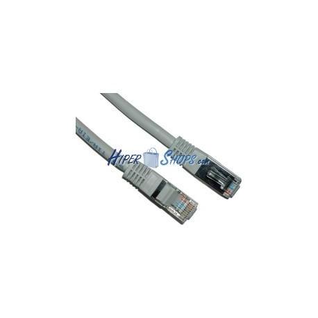 Cable FTP categoría 5e Gris (25cm)