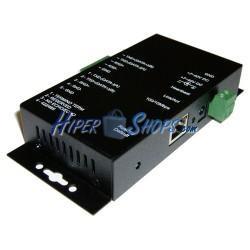 Servidor IP RS422 RS485 ISOLATED+SURGE de 1 puerto de Centos