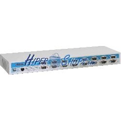 VSCOM Netcom 1613RM Servidor IP RS232 RS422 RS485 16 port rack19 1U