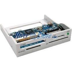 Lector multi tarjetas de memoria por USB 2.0 (interno)