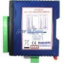 Módulo RS485 de 8 entradas analógicas voltaje aislada (IO-8AIVS)