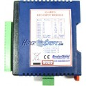 Módulo RS485 de 6 entradas termodetector RTD (BrainChild IO-6RTD)
