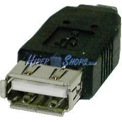 Adaptador USB (AH/MiniUSB4pin-M) Hirose