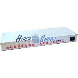 Adaptador USB a RS-422/485 VSCOM (16-Port DINRail/Rack19 1U)
