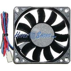 Ventilador Chasis 12VDC (70x70x15mm)