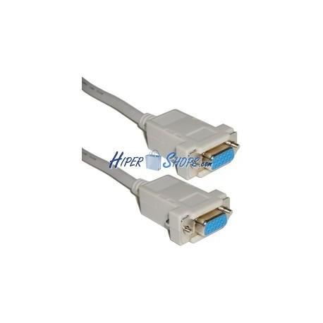 Cable VGA 0.5m (HD15-H/H)