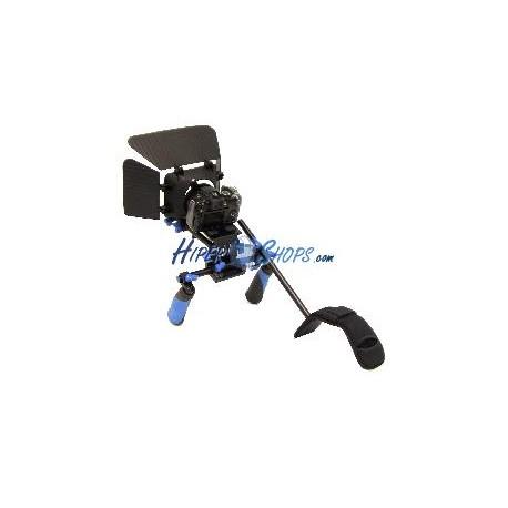 Soporte hombro DSLR Rig kit RL02