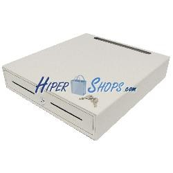 Caja portamonedas automática RJ11 beige C
