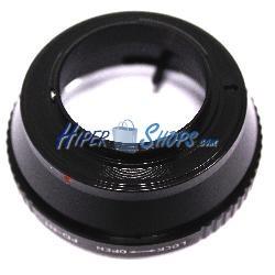 Adaptador de objetivo Canon FD a cámara Nikon 1