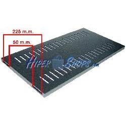 Bandeja rack19 fijación lateral RackMatic de fondo 250mm WM1x WM2x WM4x WKxx