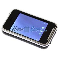 Detector de billetes falsos por IR y pantalla LCD portátil