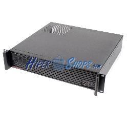Caja rack19 IPC ATX 2U F400mm 5x3.5 1x5.25 RackMatic