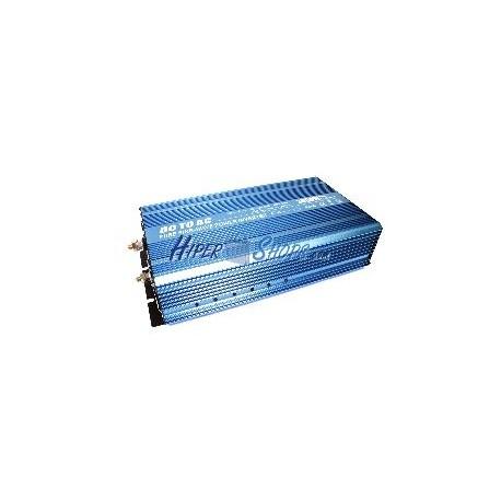Inversor eléctrico de onda pura 10~16VDC a 220VAC 3000W USB solar