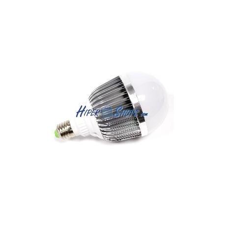 Bombilla LED G70 E27 230VAC 12W luz día