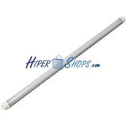 Tubo LED T8 G13 230VAC 9W blanco día 6000K 26x600mm