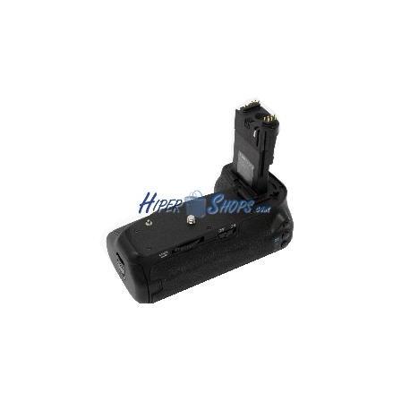Empuñadura de cámara fotográfica DSLR para Canon EOS 70D