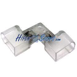 Empalme ángulo LED Neon Flexible LNF 2-pin