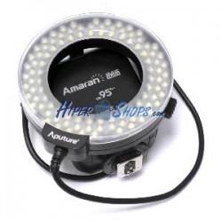 Flash anular LED Aputure Amaran Halo AHL-HN100 Nikon