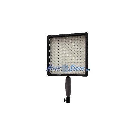 Panel de 576 LED de 34.5W y temperatura de color de 3200K y 5600K bicolor regulable