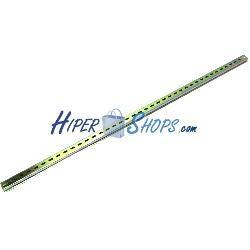 Carril DIN de 1m perforado rail de 35x15mm