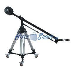 Grúa para cámara de vídeo DV DVR con ruedas TPJ751