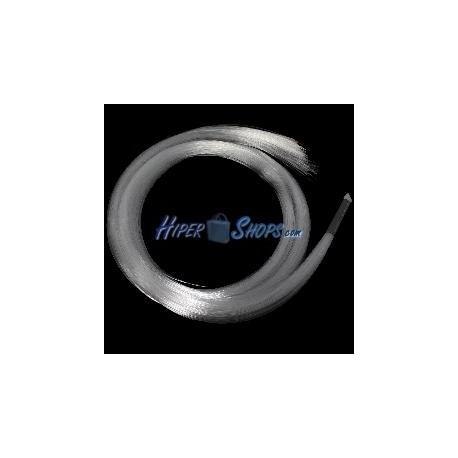 Fibra óptica para LED de 200 fibras de 0,75mm y longitud 5m