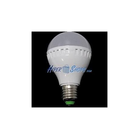 Bombilla LED G45 E27 230VAC 3W luz cálida 3000K