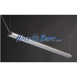 Lámpara LED colgante rincón 220VAC 20W blanco frío/día