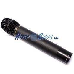 Micrófono inalámbrico UHF 600-920 MHz grupo G4 para XW22