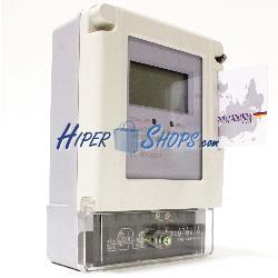 Contador medidor de electricidad digital monofásico 30A 230V 50Hz