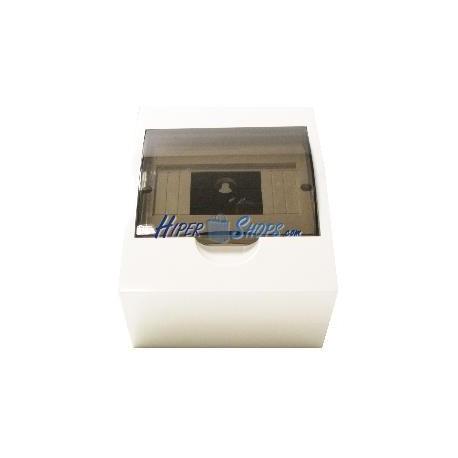 Caja de distribuci n el ctrica spn 6m ip40 de superficie for Caja de distribucion