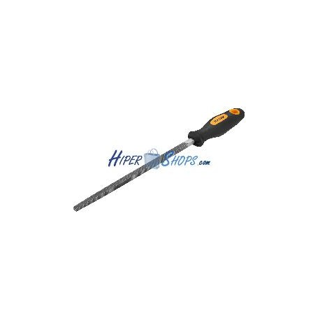 Lima cuadrada T12 de 200mm fabricada en acero al carbono de Tolsen