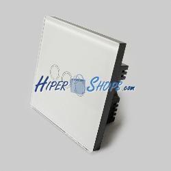 Interruptor táctil e inalámbrico 3-vías para lámparas y luces