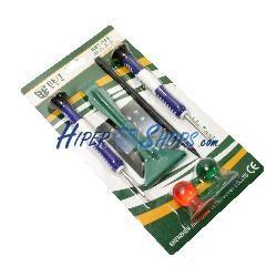 Kit de herramientas para dispositivos electrónicos de 7 piezas modelo BEST-598