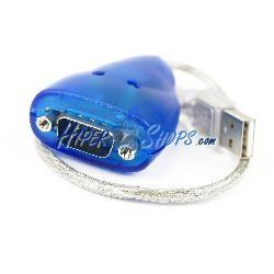 Cable USB a RS422 RS485 VSCOM de 1 puerto