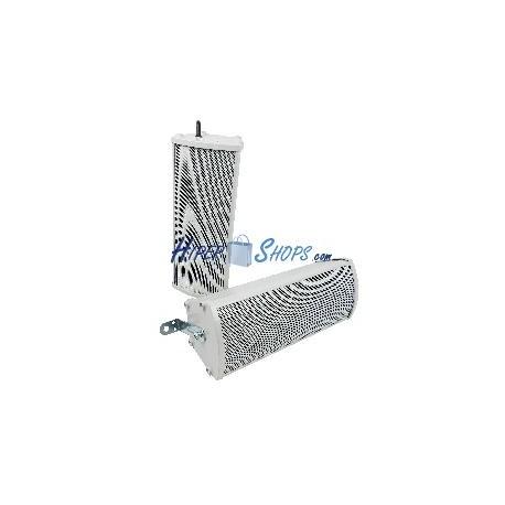 Altavoces de columna para megafonía de 20W 330x130x115mm 2 unidades
