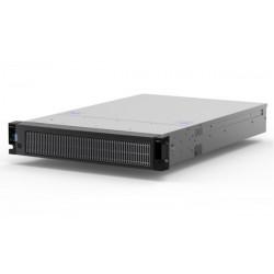 Netgear RR331200-10000S - Netgear ReadyNAS 3312 NAS Bastidor (2U) Ethernet Negro