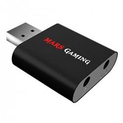 Mars Gaming MSC1 - Mars Gaming MSC1 tarjeta de audio