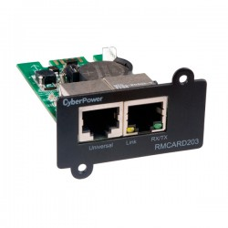 Tarjeta de red SNMP para SAI OR/PR Series y EPS PRO Series CyberPower