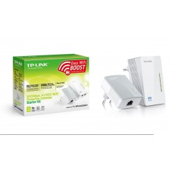 Powerline TP-Link TL-WPA4220 2x RJ45 500Mbps blanco