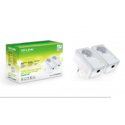 Powerline TP-Link TL-PA4010 1x RJ45 500Mbps blanco - No